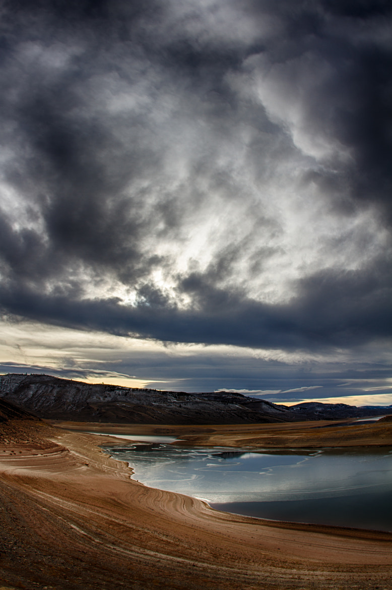 Photograph Blue Mesa by Spencer Plum on 500px