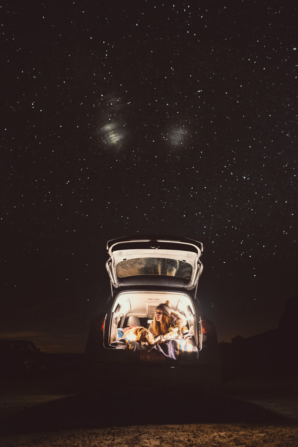 home for the night by Sam Brockway on 500px.com