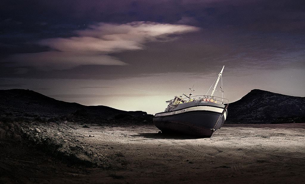 Photograph Wreck by George Christakis on 500px