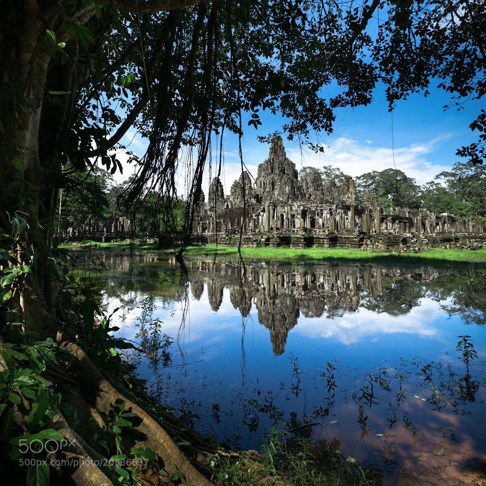 Photograph Hidden Bayon by La Mo on 500px