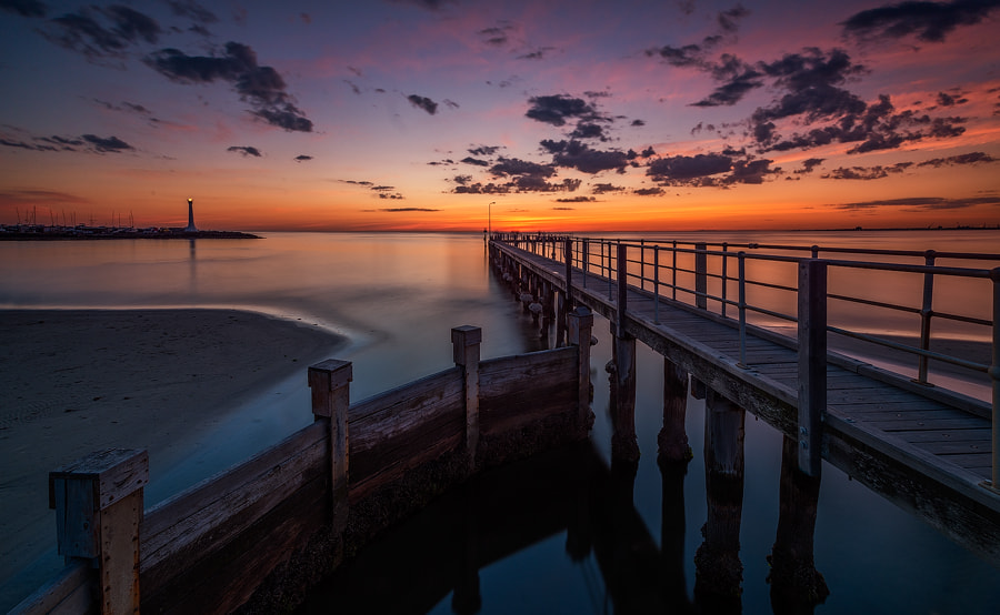 Photograph Brooks Jetty by Lincoln Harrison on 500px