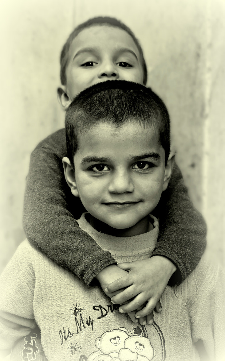 Photograph Farhan and Rehan.. by Samrat  Mukhopadhyay on 500px