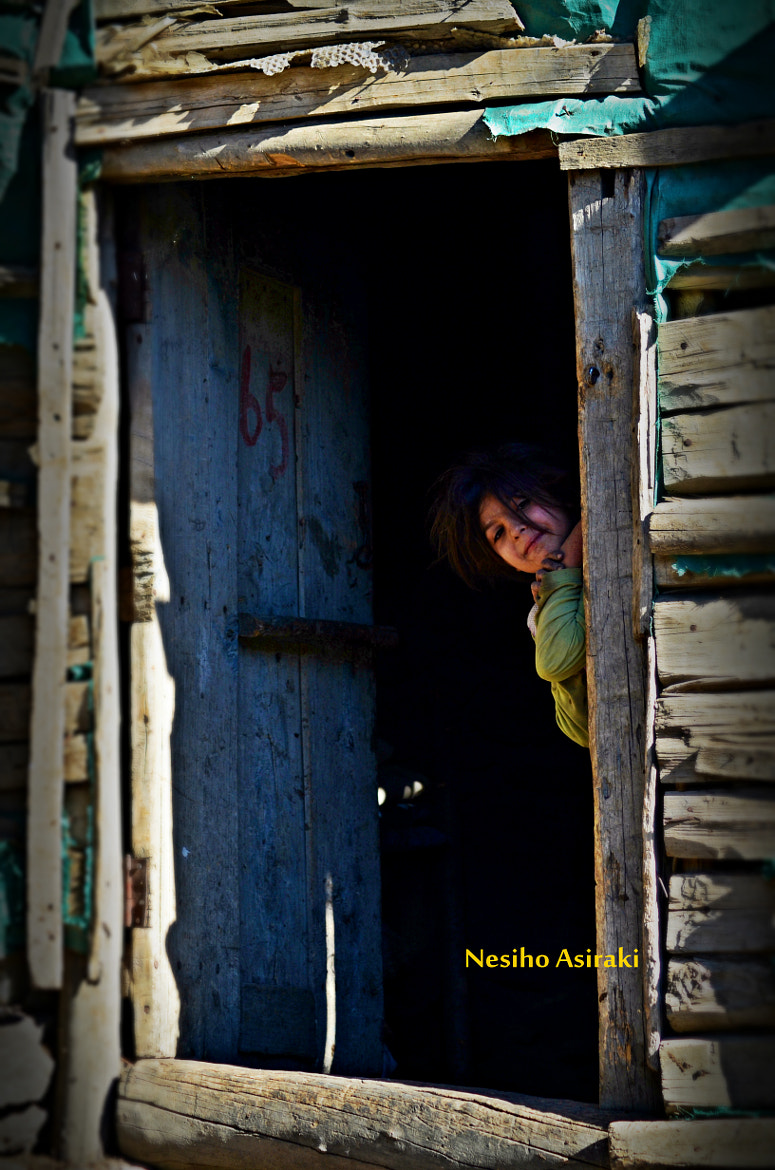 Photograph Looking To A Stranger by Nesiho  Asiraki on 500px