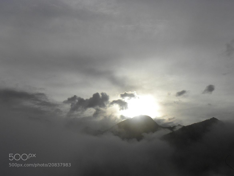 Photograph Cloud bathing by Armin Dervoz on 500px