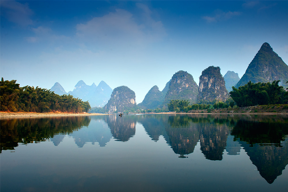 Photograph Autumn in Li river by Hai Thinh on 500px