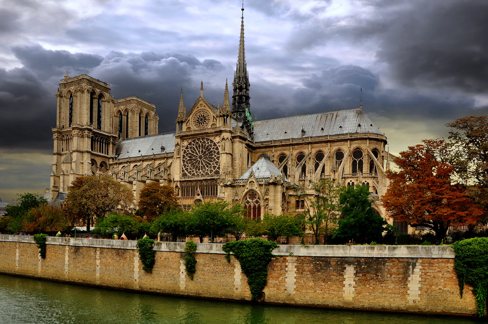 Photograph Notre Dame by Mato Bičvić on 500px