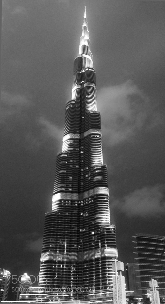 Photograph The Burj Khalifa by julian john on 500px