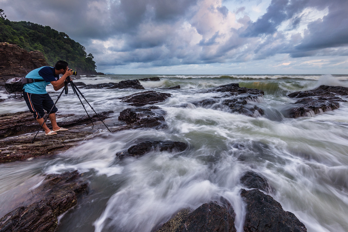 Photograph my friend - in action by Mk Azmi on 500px