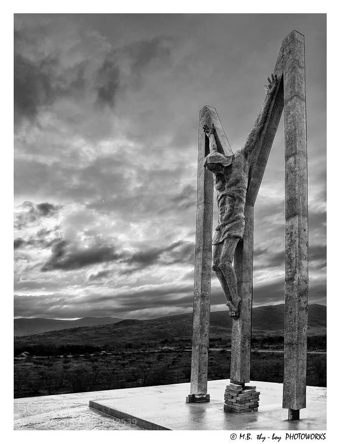 Photograph Crucifixion by Marko Buntic on 500px