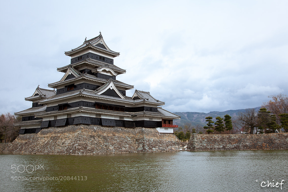 Photograph Matsumoto Castle by Victor Murstig on 500px