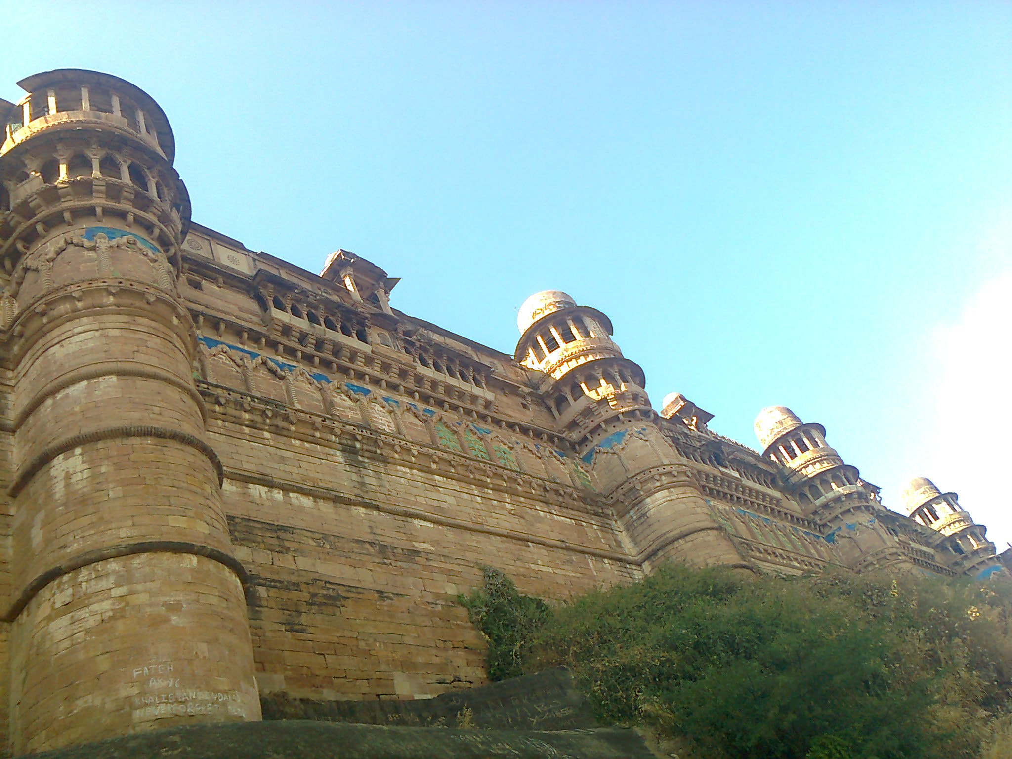 Photograph Gwalior Fort by Sanjeev Verma on 500px
