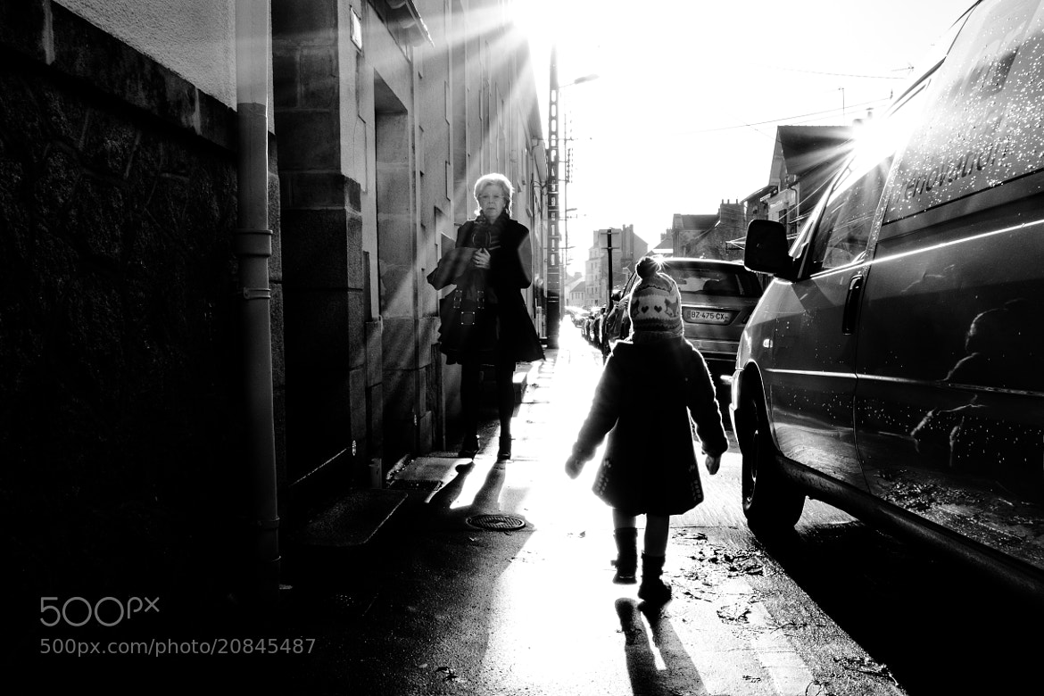 Photograph [On my way] by EZ -90 on 500px