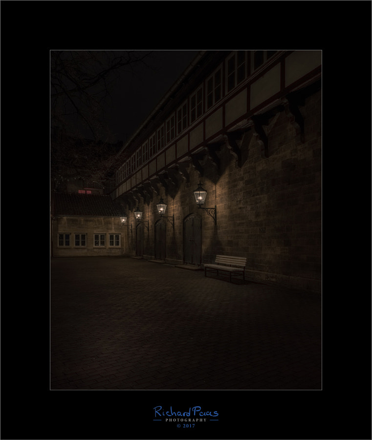 Last night in Hannover #2 (Old Town) by Richard Paas on 500px.com