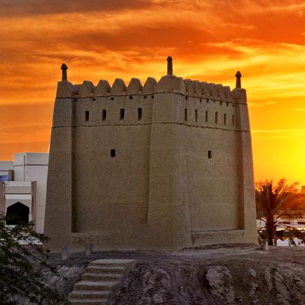 Musbah Fort - Hili