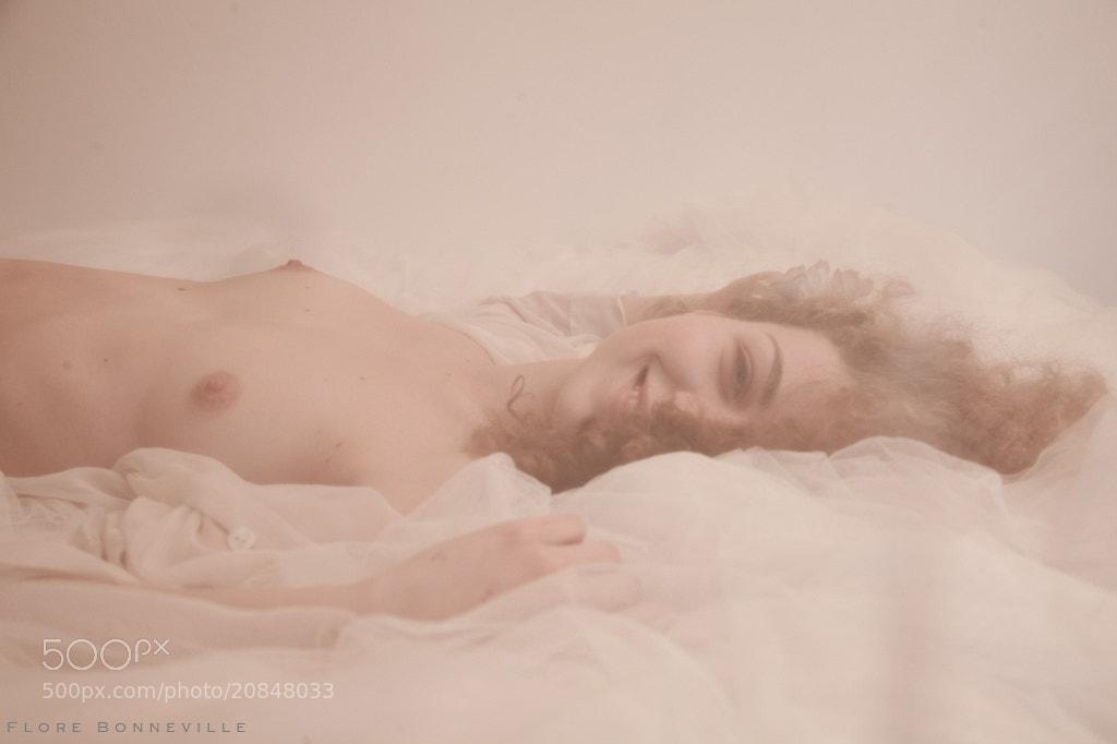 Photograph Aude Cha by Flore Bonneville on 500px