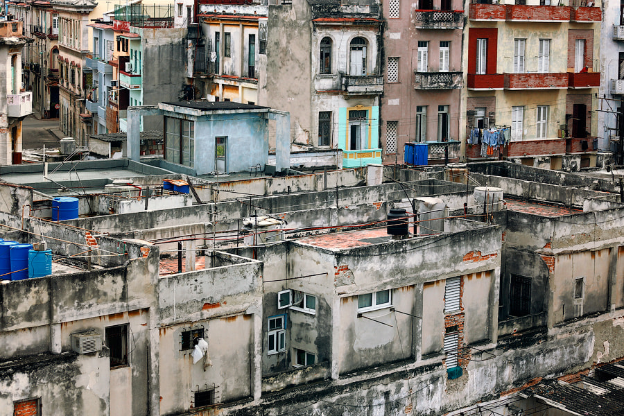 Photograph Central Havana#5 by Mark Podrabinek on 500px