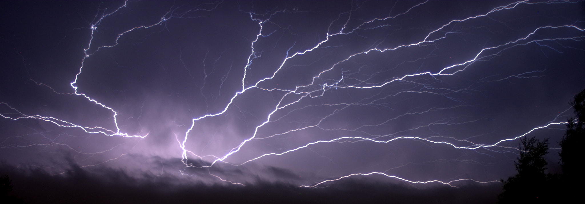 Photograph Lightning Show I by Tim Wells on 500px
