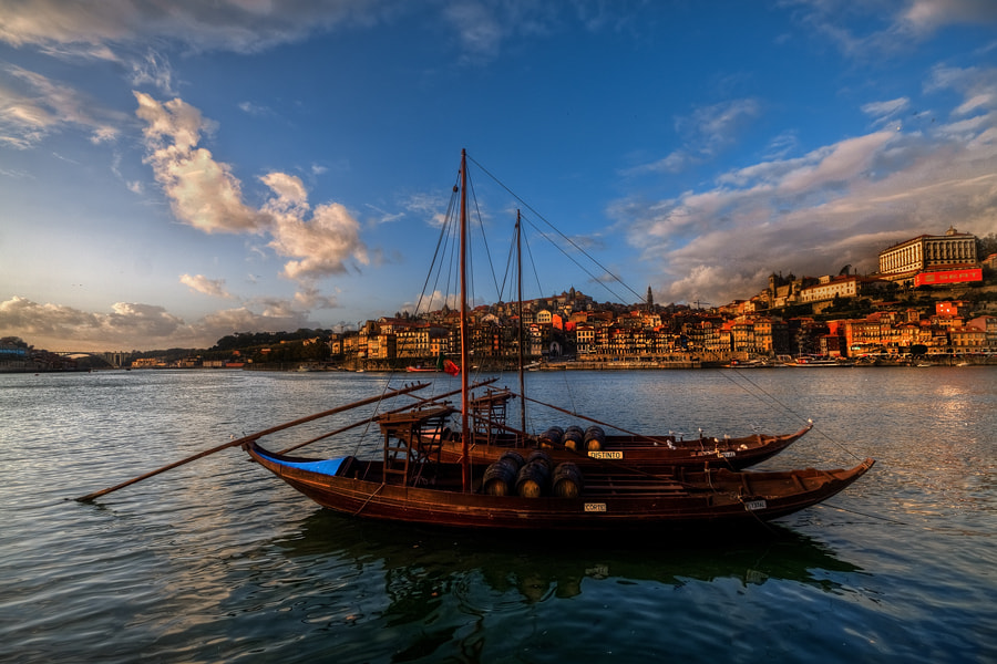 Photograph Oporto Vintage by Paulo Penicheiro on 500px
