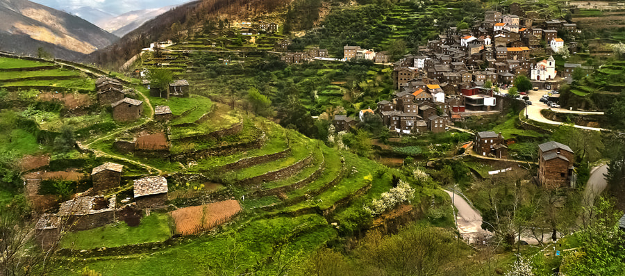 Photograph The Lost Village by Paulo Penicheiro on 500px
