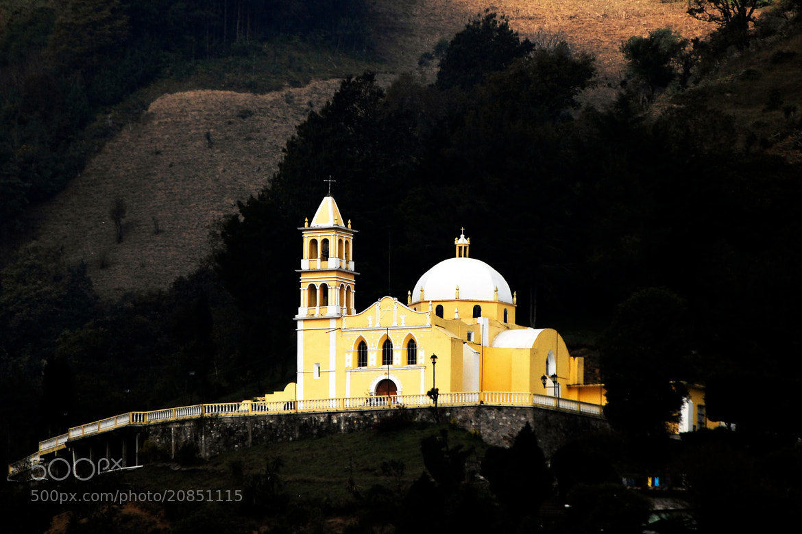 Photograph Church in the mountain by Cristobal Garciaferro Rubio on 500px