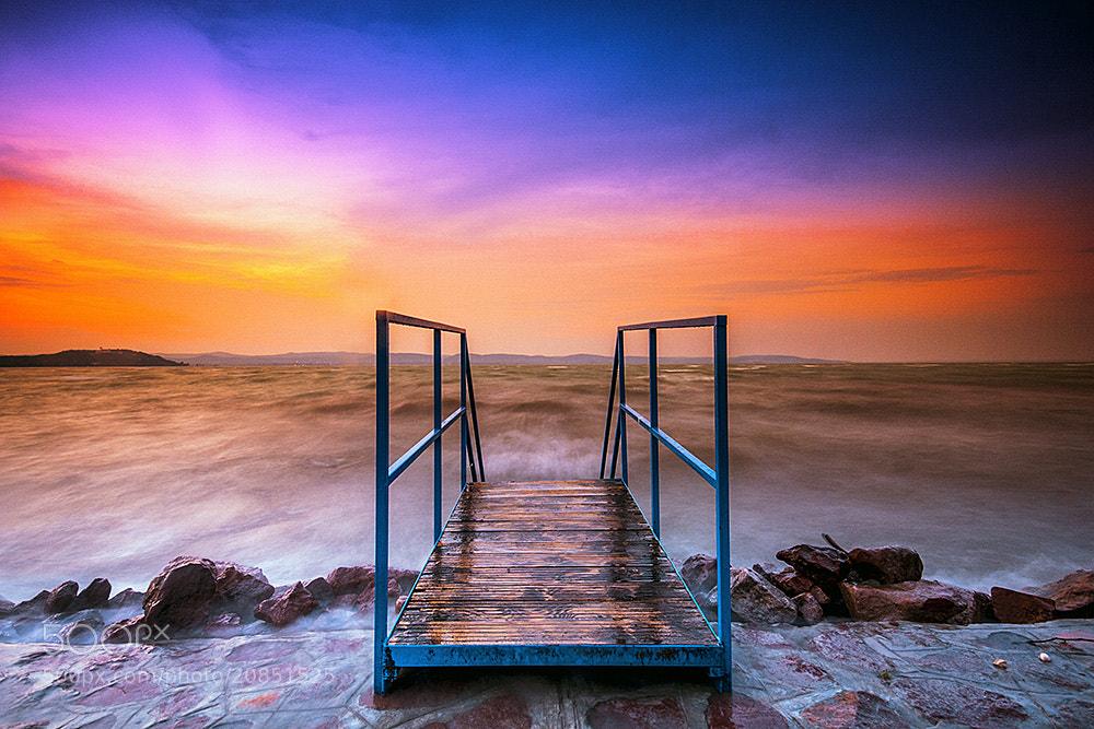 Photograph Balaton lake by F Levente on 500px