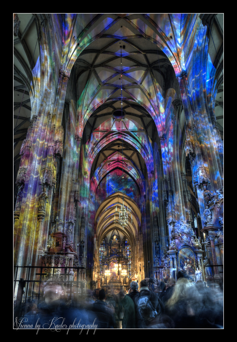 Photograph St. Stephens Cathedral Vienna by Kate Eleanor Rassia on 500px