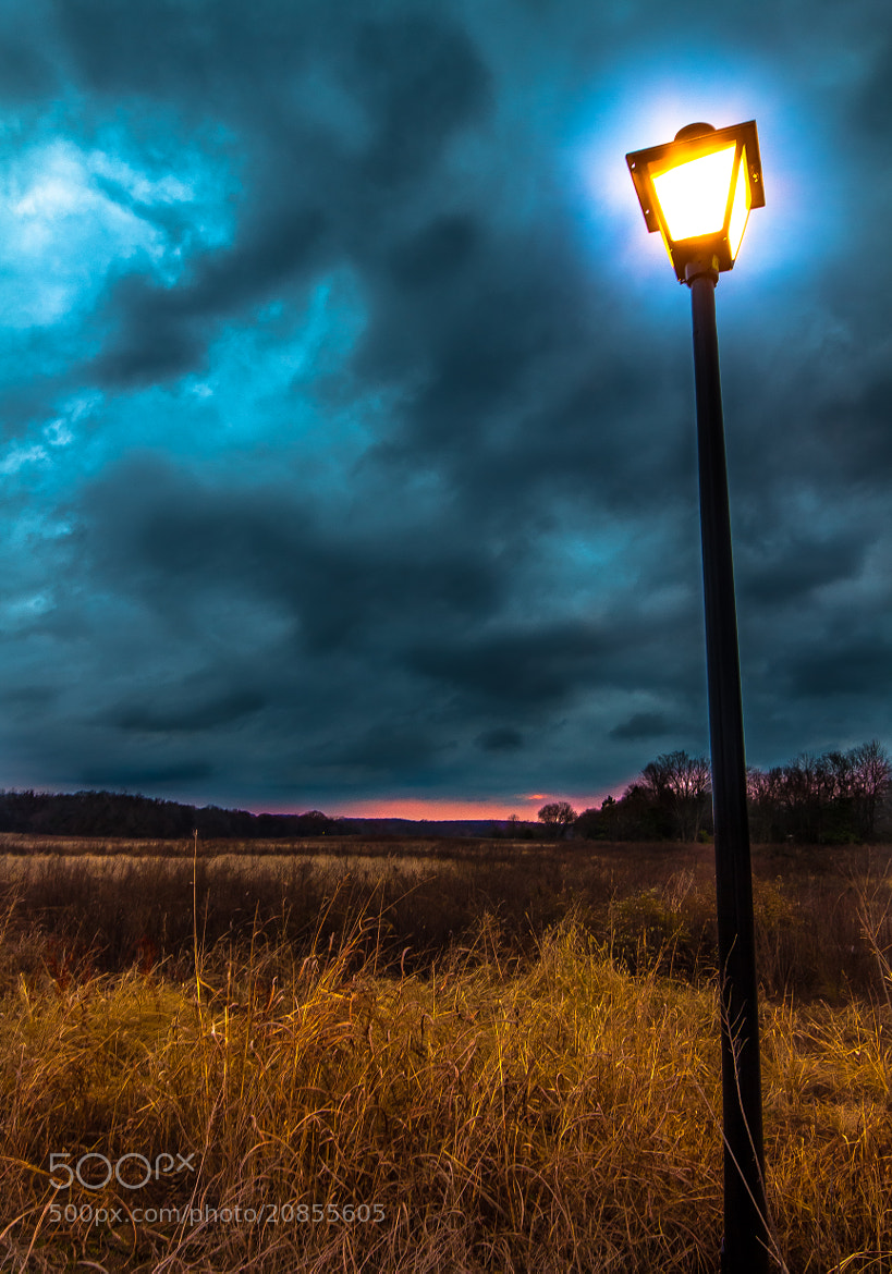 Photograph Cloudy Lamp by David Swan on 500px
