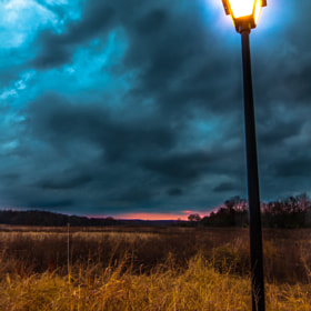 Cloudy Lamp by David Swan (DavidSwan1)) on 500px.com