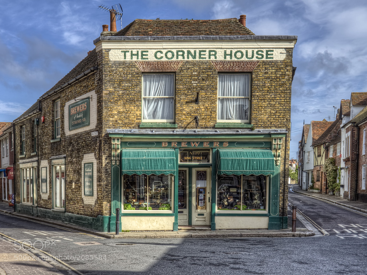 Photograph The Corner Shop by Timm Burgess on 500px