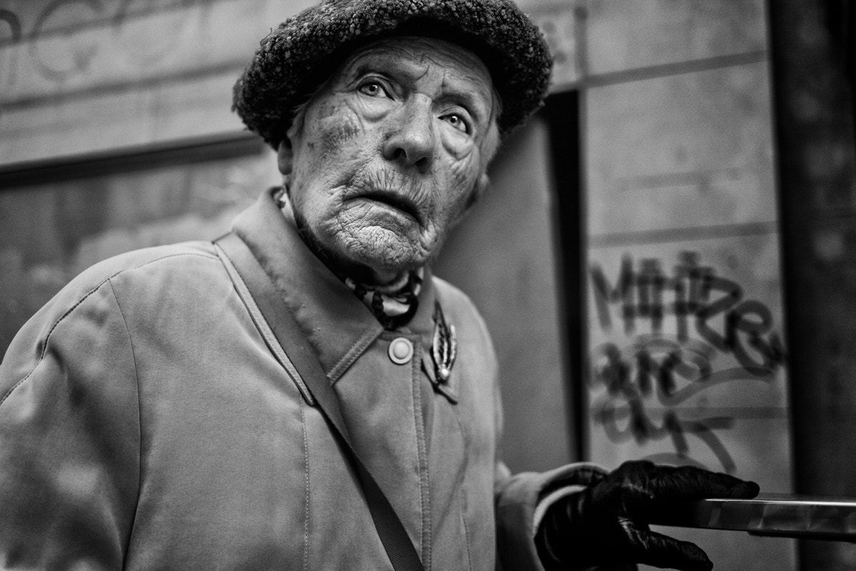 Photograph Treat Her Gently  by Christophe Debon on 500px