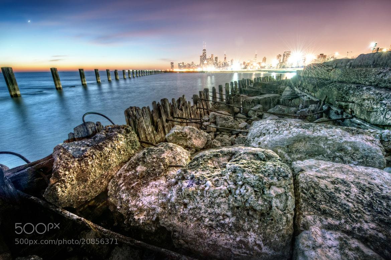 Photograph Rocky Morning Sunrise by Matty Wolin on 500px