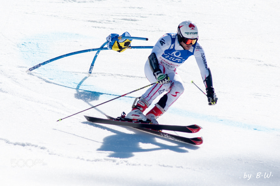 Photograph Skisport by Boris Werner on 500px