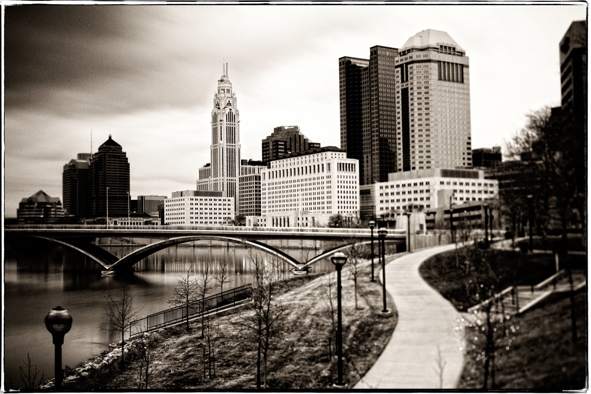 Photograph Old Columbus by Aaron Sheldon on 500px