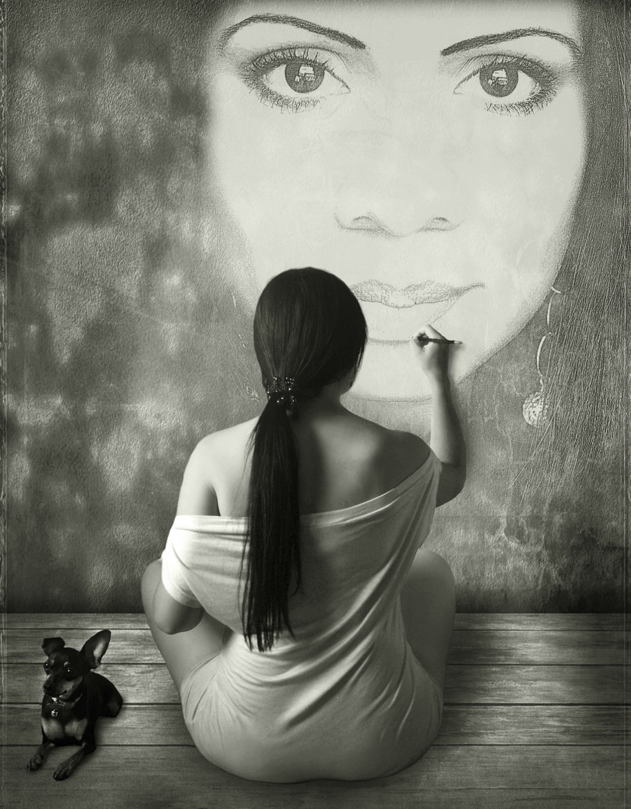 Photograph Drawing dreams  by Diana  Duque  on 500px