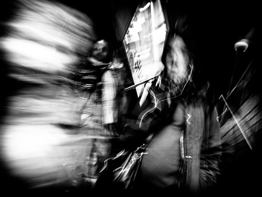 Photograph Street Photograph of the Day | Union Square | Manhattan, NYC by Jonathan Auch on 500px