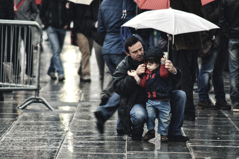 "Photograph ""Dad don't worry, I'm fine!"" by Francesco Iannuzzi on 500px"