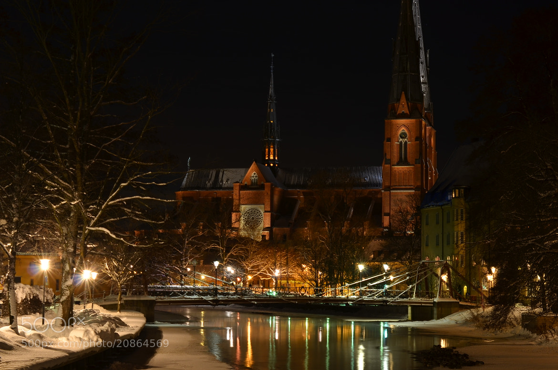 Photograph Dom of Uppsala by David Zi on 500px