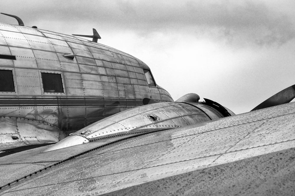Photograph DC-3 by Dale Gardner on 500px