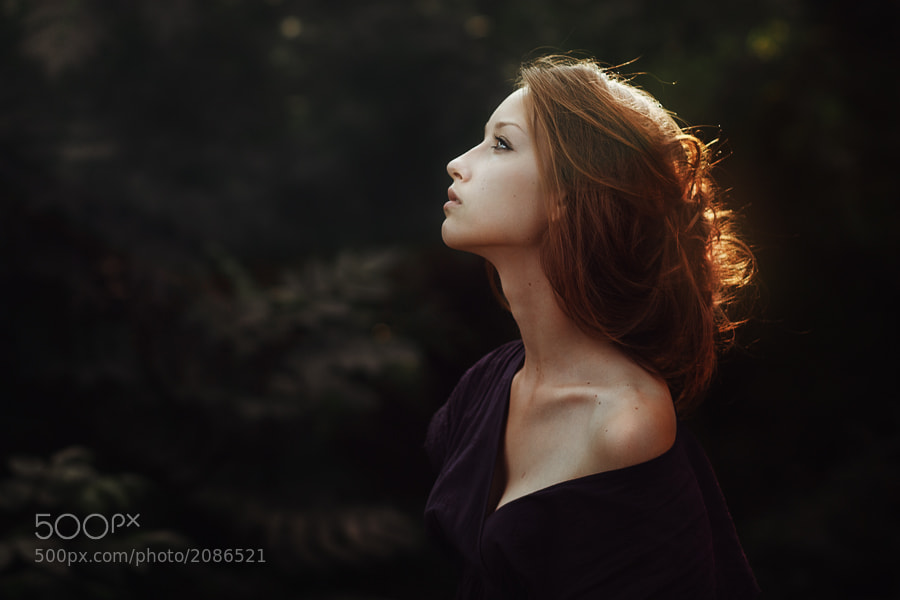 Photograph Olga by Artur Saribekyan on 500px