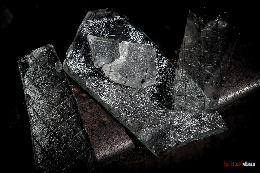 Broken Glas by hitzestau on 500px.com