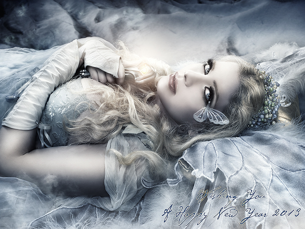 Photograph Wishing you a happy new year 2013 by Rebeca  Saray on 500px
