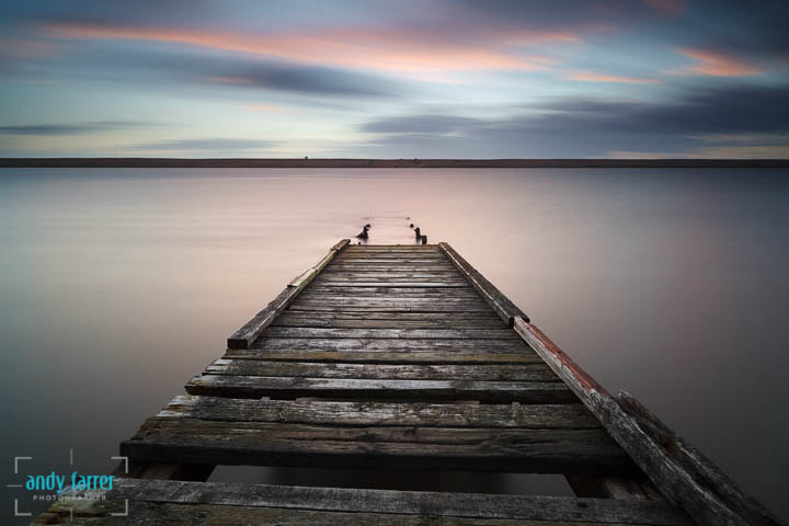 Photograph That Jetty by Andy Farrer on 500px