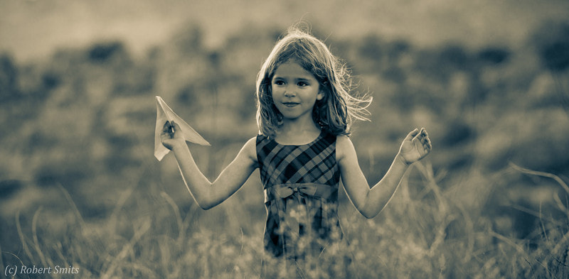 Photograph Paper Airplane by Robert Smits on 500px