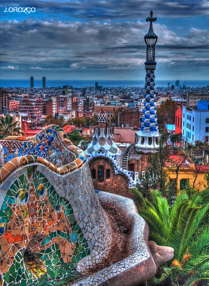 Photograph Gaudí y Barcelona. by jose orozco on 500px