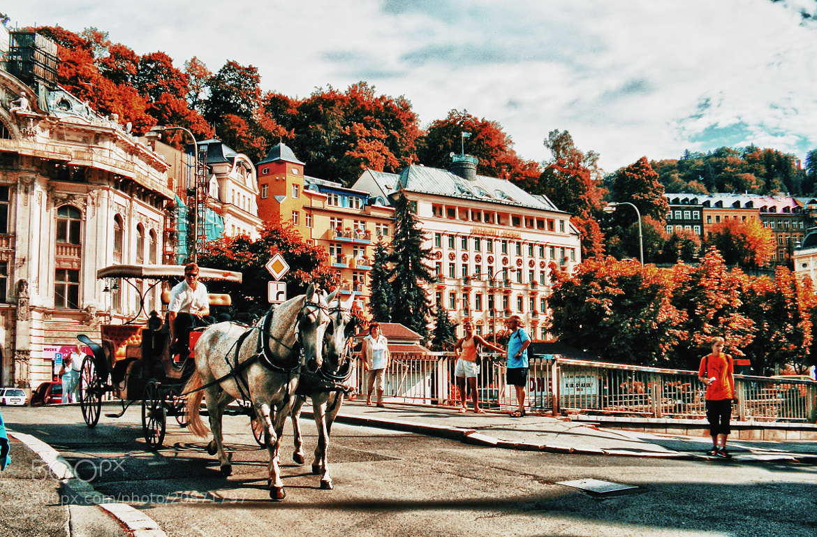 Photograph Karlovy Vary by Manos Fatisis on 500px