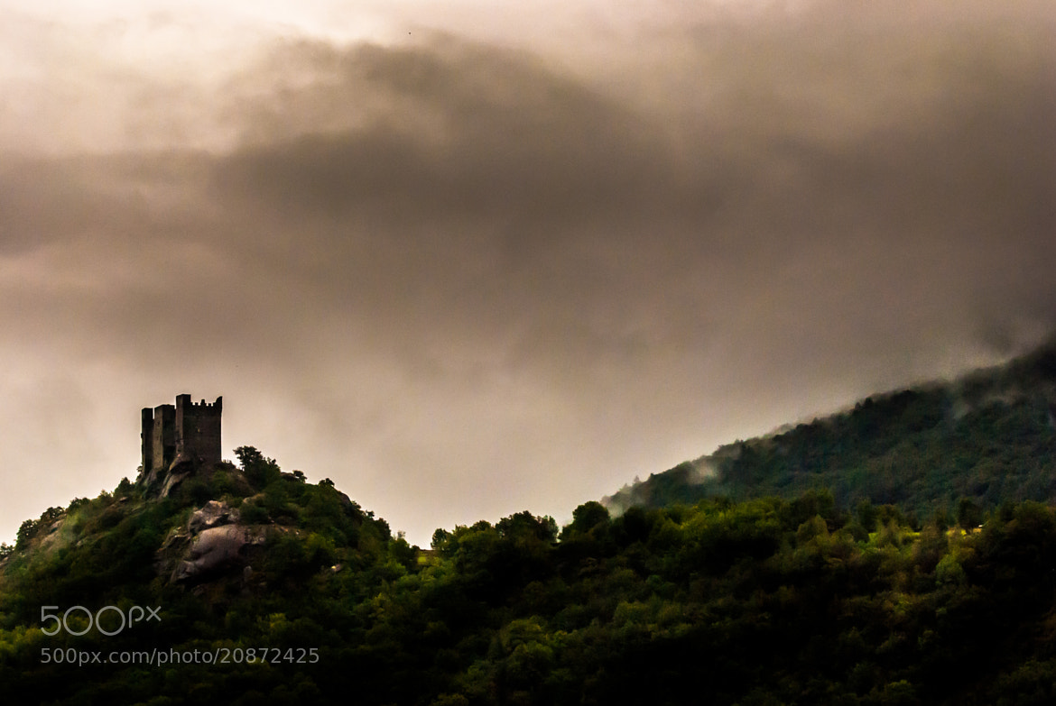 Photograph Old Castle by Fabio Gusmaroli on 500px