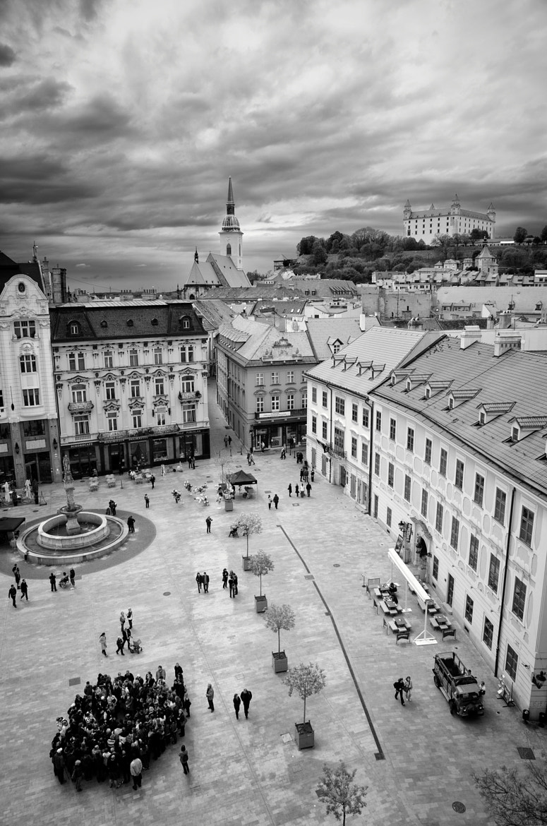 Photograph Main Square by Martin Hricko on 500px