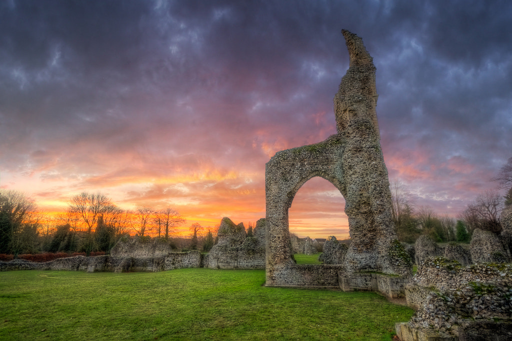 Photograph Thetford Priory by Meleah Reardon on 500px