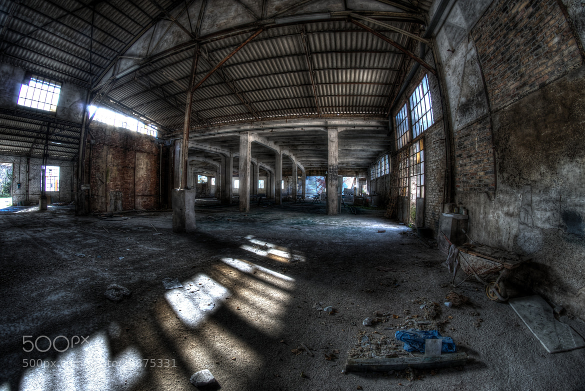 Photograph old abandoned factory by Antonio Ragonese on 500px