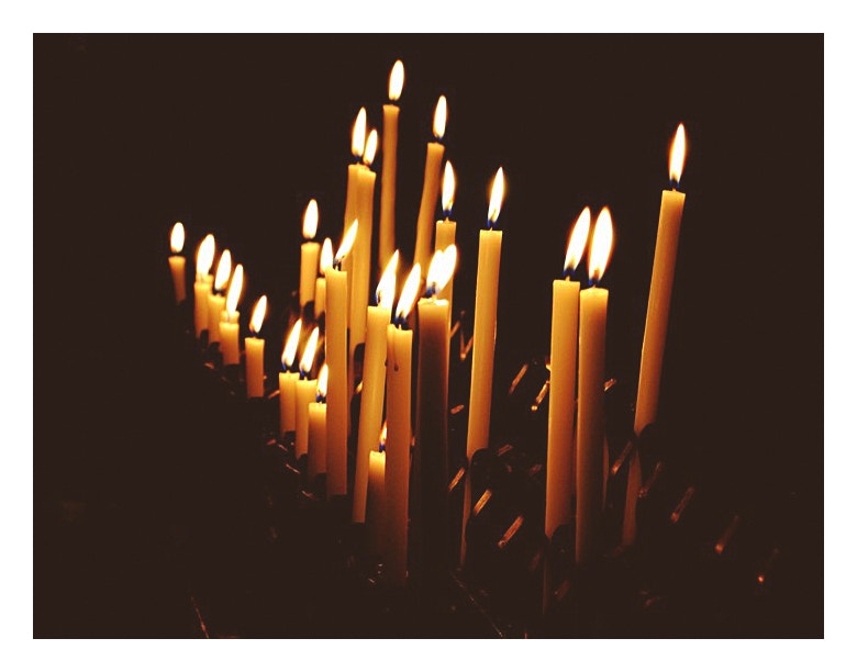 Photograph Candles. by Delia Casalone on 500px